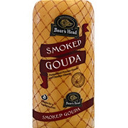 Boar's Head Gouda Cheese Naturally Smoked
