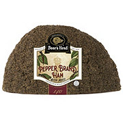 Boar's Head Gourmet Pepper Brand Ham