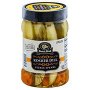 Boar's Head Kosher Dill Pickle Spears