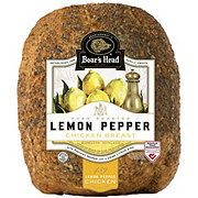Boar's Head Lemon Pepper Roasted Chicken Breast
