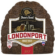 Boar's Head Londonport Top Round Seasoned Roast Beef