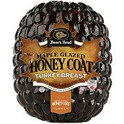 Boar's Head Maple Glazed Honey Coat Cured Turkey Breast