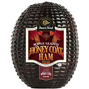 Boar's Head Maple Glazed Honey Coat Ham, sold by the
