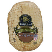 Boar's Head Mesquite Wood Smoked Roasted Turkey Breast, sold by the