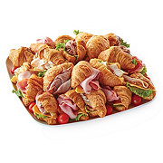 Boar's Head Mini Croissant Sandwich Party Tray, Limit 4