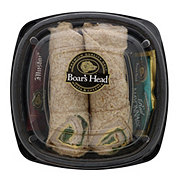 Boar's Head Ovengold Turkey Whole Wheat Wrap