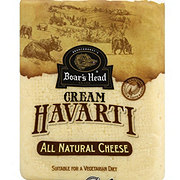 Boar's Head Plain Havarti Cheese, sold by the