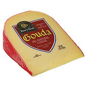 Boar's Head Pre-Cut  Gouda Cheese