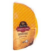 Boar's Head Pre-Cut Longhorn Colby Cheddar Cheese