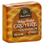 Boar's Head Pre-Cut Smoked Gruyere Cheese