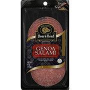 Boar's Head Pre-Sliced Genoa Salami