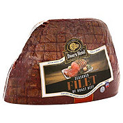 Boar's Head Seasoned Filet of Roast Beef Cap-Off Top Round