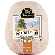 Boar's Head Turkey Breast Low Sodium, sold by the