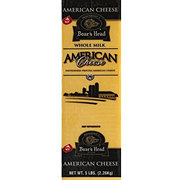 Boar's Head Yellow American Cheese