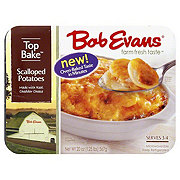 Bob Evans Oven Baked Scalloped Potatoes