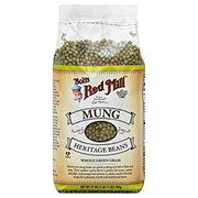 Bob's Red Mill Mung Heritage Beans