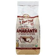 Bob's Red Mill Organic Gluten Free Amaranth Grain