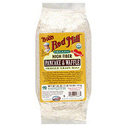 Bob's Red Mill Organic High Fiber Pancake & Waffle Whole Grain Mix