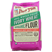 Bob's Red Mill Organic Ivory Wheat Flour