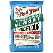 Bob's Red Mill Organic White Flour