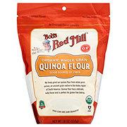 Bob's Red Mill Organic Whole Grain Flour Quinoa