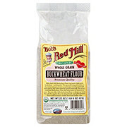 Bob's Red Mill Organic Whole Ground Buckwheat Flour