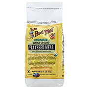 Bob's Red Mill Organic Whole Ground Flaxseed Meal