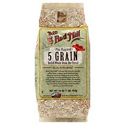 Bob's Red Mill Rolled Whole Grain 5 Grain Hot Cereal