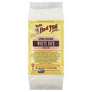 Bob's Red Mill Stone Ground White Rice Flour