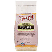 Bob's Red Mill Unsweetened Medium Shredded Coconut