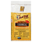 Bob's Red Mill Whole Grain Medium Grind Cornmeal