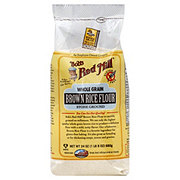 Bob's Red Mill Whole Grain Stone Ground Brown Rice Flour