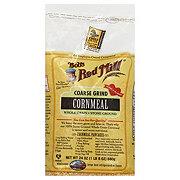 Bob's Red Mill Whole Grain Stone Ground Coarse Grind Cornmeal