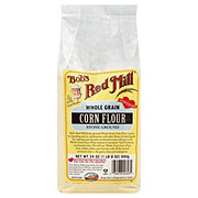 Bob's Red Mill Whole Grain Stone Ground Corn Flour