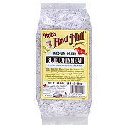 Bob's Red Mill Whole Grain Stone Ground Medium Grind Blue Cornmeal