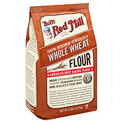 Bob's Red Mill Whole Wheat 100% Stone Ground Flour