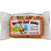 Bobo's Oat Bars Peach Bar, Gluten Free