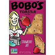 Bobo's Strawberry Jam Toast'R Pastry