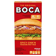 Boca Spicy Chik'n Meatless Patties