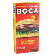 Boca The Original Extra Large All American Veggie Burger