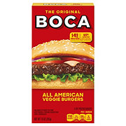 Boca The Original Meatless Burgers