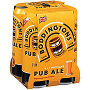 Boddingtons Pub Ale Beer 16 oz Cans