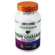 Body Dynamics Raw Guarana Aloe Energizer