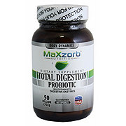 Body Dynamics Total Digestion Probiotic With Enzymes