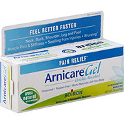 Boiron Arnicare Pain Relieving Arnica Gel Unscented