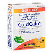 Boiron Coldcalm Quick Dissolving Tablets