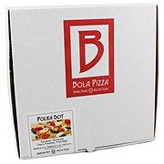 Bola Pizza Polka Dot Pizza