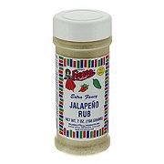 Bolner's Fiesta Jalapeno Rub
