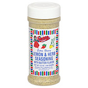 Bolner's Fiesta Lemon & Herb Seasoning with Butter Flavor