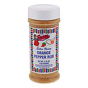 Bolner's Fiesta Orange Pepper Rub